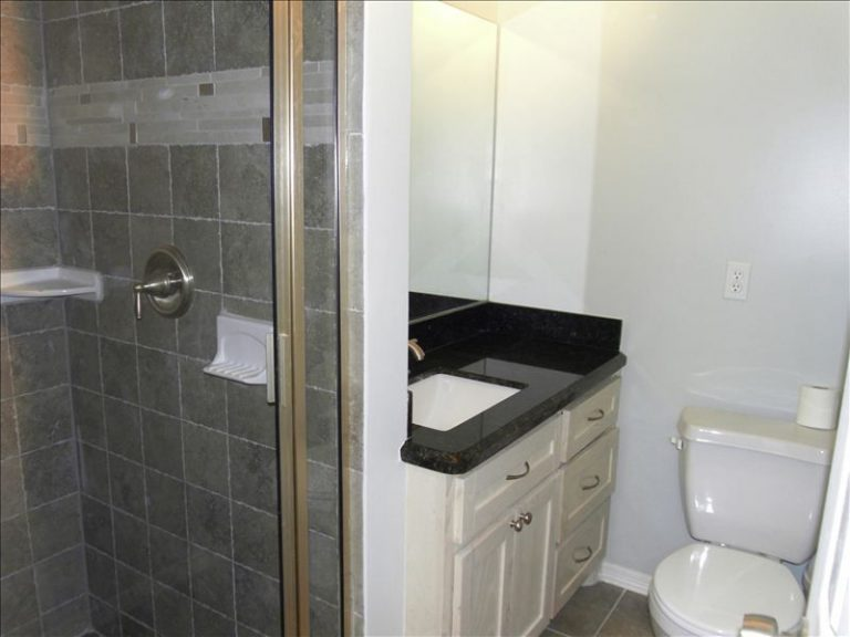 Another guest bathroom with shower